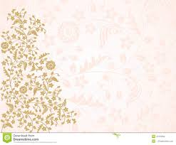 Gold Flowers Gold Flowers Stock Vector Image 41376052