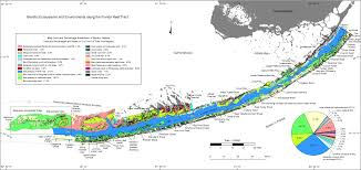 Largo Florida Map by Overview Map U2014benthic Ecosystems And Environments Systematic