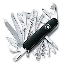 amazon black friday knife amazon com victorinox swiss army swisschamp pocket knife black