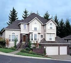 hillside house plans for sloping lots sloped lot house plans naderve info