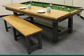 Convertible Pool Table by Hamilton Billiards Snooker Tables Pool Tables Accessories