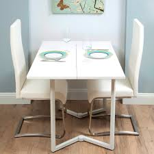 space saving folding dining table room and foldable kitchen chairs