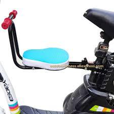 siege pour velo portable bébé enfants à vélo vélo électrique chaise pour selle de
