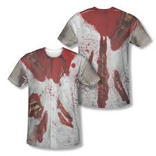Halloween Tee Shirts by Up Zombie All Over T Shirt