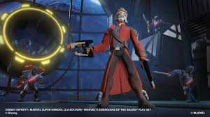 infinity galaxy the guardians of the galaxy join the cast of disney infinity