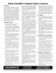 flinn lab rules pdf at mill valley high studyblue
