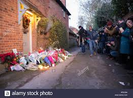 goring george michael goring uk 26th dec 21016 flowers candles and words of sympathy