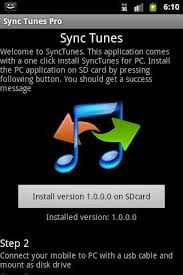 itunes app for android synctunes usb for itunes android apps on play