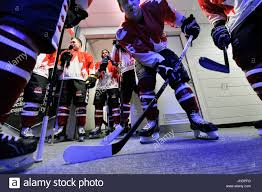 team canada locker room leading ice hockey players compete in the