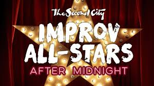 halloween city boise second city u0027s improv all stars after midnight chicago tickets n