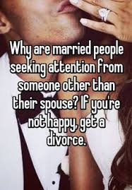 Seeking You Re Not Married So Am I Respect S Relationships And Yourself Damn