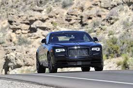 rolls royce dark blue 2017 rolls royce wraith black badge first drive