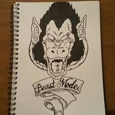 majin vegeta tattoo design by hamdoggz deviantart com on