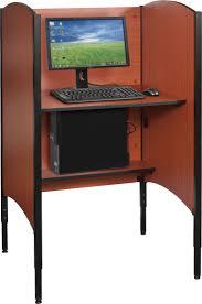 Best Adjustable Height Desks by Office Desk Carrel Best Home Furniture Decoration