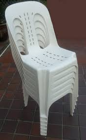 White Plastic Patio Chairs Stackable Fabulous White Plastic Stackable Chair On Chair King With