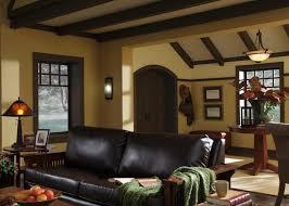 craftsman home interiors warmth of modern craftsman interior modern house plan