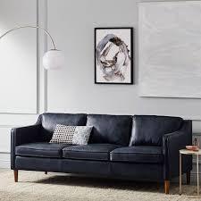 Leather Sofa Treatment by Hamilton Leather Sofa 81