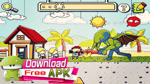 scribblenauts remix apk data free android gameplay