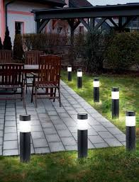 Outdoor Solar Landscape Lights Outdoor Solar Patio Lighting Wearefound Home Design