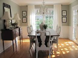 dining room colors ideas dining room paint ideas with chair rail white spray paint wood glass