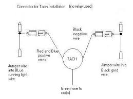 install ds tach on a 1500a model