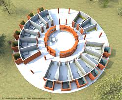 circular floor plan round house floor plans architecture bracioroom