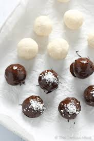 magic chocolate coconut bliss balls the endless meal
