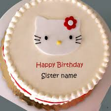 top 10 birthday cake for sister and messages wishes birthday