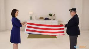 How To Dispose Of Old Flags How To Fold An American Flag