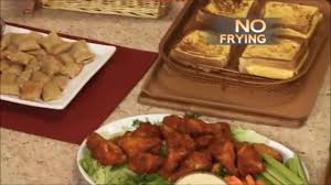 Perfect Toaster As Seen On Tv Copper Crisper 2 Piece Oven Air Fryer Pan Set As Seen On Tv