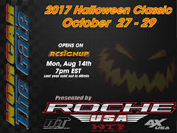 2017 halloween 2017 halloween classic presented by roche usa r c tech forums