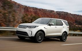discovery land rover 2017 white first drive review 2017 land rover discovery