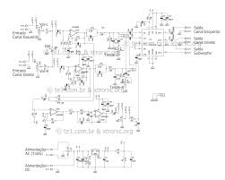 100 w subwoofer circuit diagram wiring diagram simonand