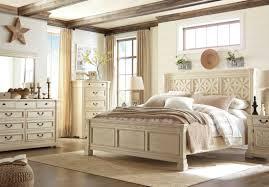 Zelen Bedroom Set Dimensions Bolanburg White Panel Bedroom Set From Ashley Coleman Furniture