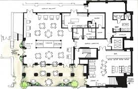 Kitchen Floor Plans Free Interior Restaurant Floor Plan Layout For Exquisite Free