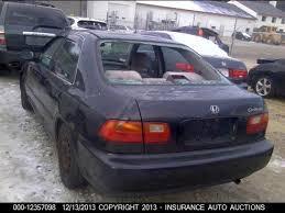 honda civic ex 1994 1994 honda civic ex junk car