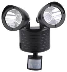 Solar Powered Outdoor Lights by Solar Powered Motion Sensor Light 22 Smd Leds 150 Lumens