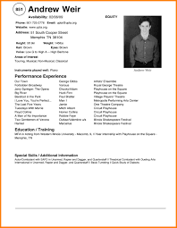 Resume Template Cashier 4 Beginners Resume Template Cashier Resumes