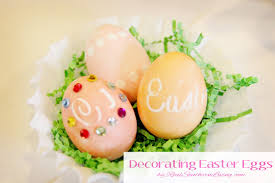 easter decoration ideas endearing easy easter crafts ideas as