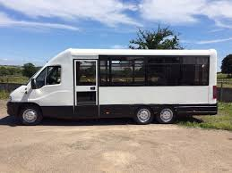 fiat ducato mini bus ideal camper conversion in crediton devon