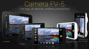 camera fv 5 lite android apps on google play