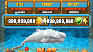 download game hungry shark evolution mod apk versi terbaru hungry shark evolution mod unlimited money gold rush v5 2 0