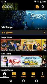 androids tv show ozee tv show for android free at apk