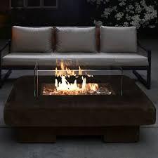 propane fire pit canada square lp gas fire pit with slate mantel walmart com