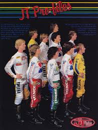 jt racing motocross gear a few cool mx ads from early 80 u0027s moto related motocross