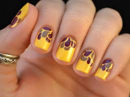 30 cool thanksgiving and fall nail designs thanksgiving
