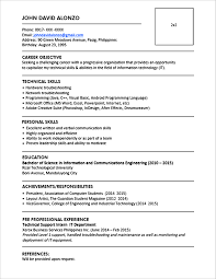 basic resume cover letter examples cover letter format for simple resume format for resume example cover letter simple template simple resume sample for fresh graduate in microsoft word xformat for simple