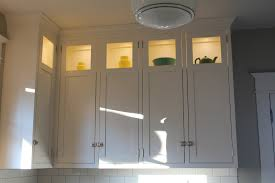 under upper cabinet lighting rose city bungalow 1913 no rest for the weary