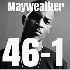 Floyd Mayweather Meme - fans react to t i floyd mayweather fight with funny memes
