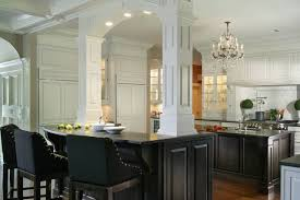 black and white kitchen cabinets contemporary kitchen new